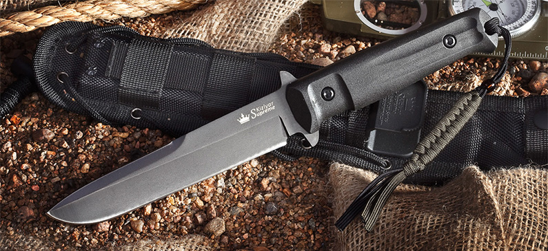 trident tactical knife