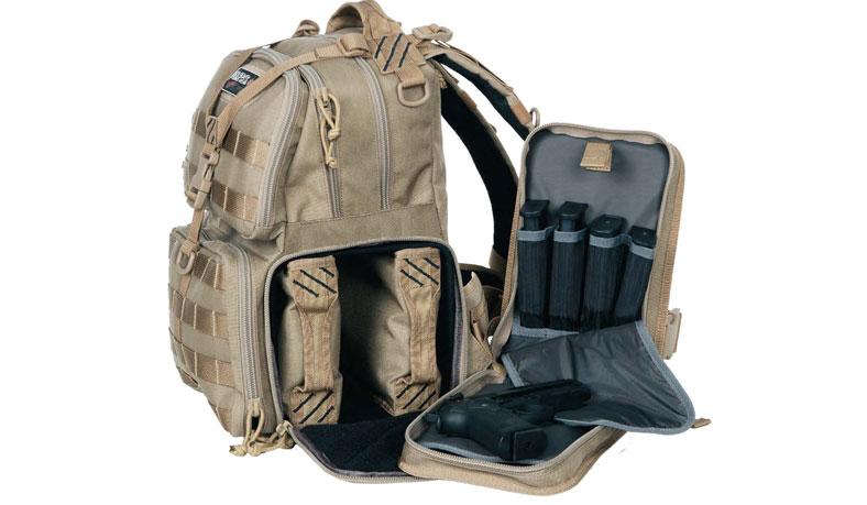 inner pockets of gps backpack