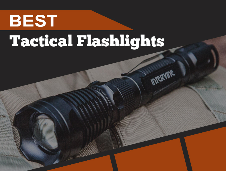 top rated tactical flashlights review