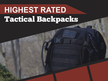 small featured image of tactical backpack page