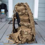 image of backpack with molle attachment system