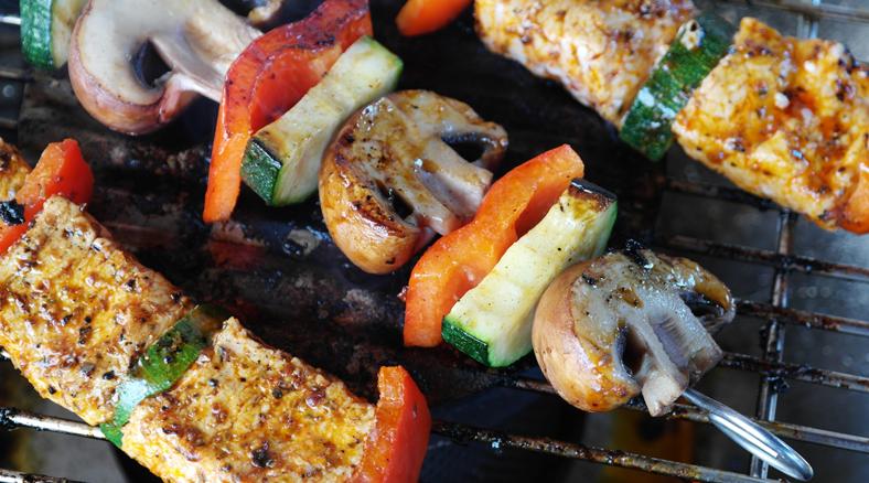 image of grilled vegetables