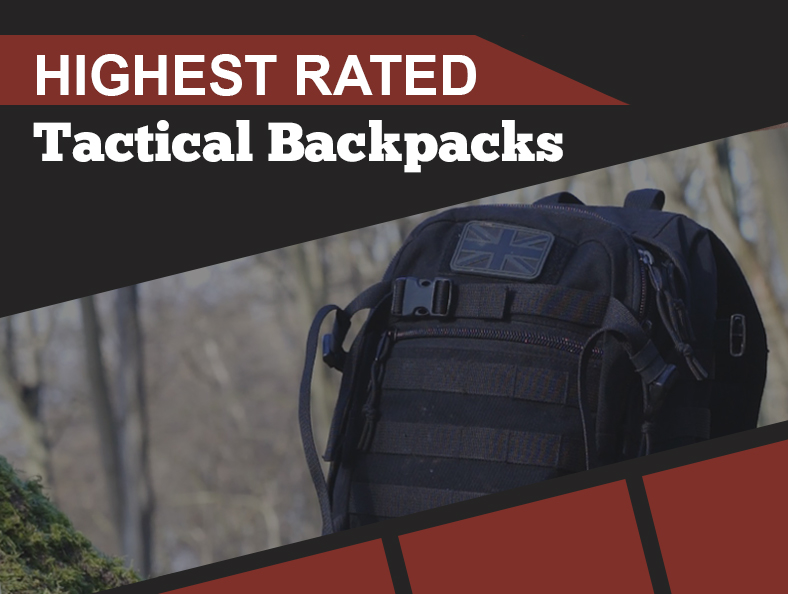 highest rated tactical backpacks