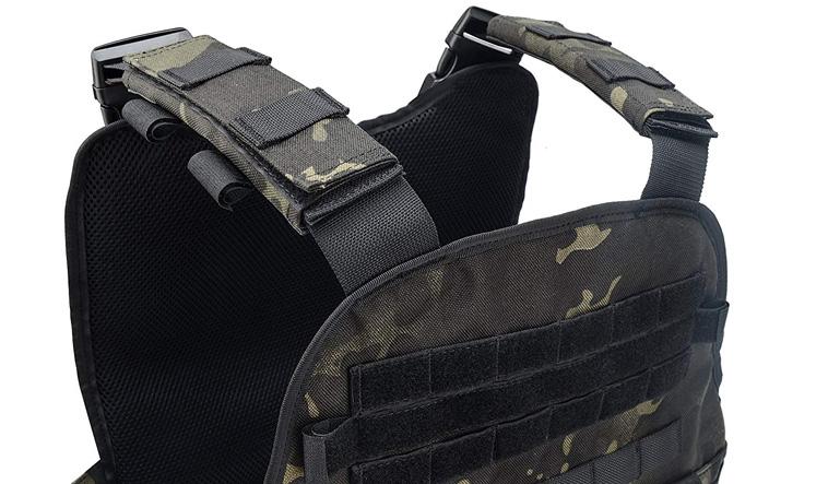 GLORYFIRE Vest Shoulder Straps