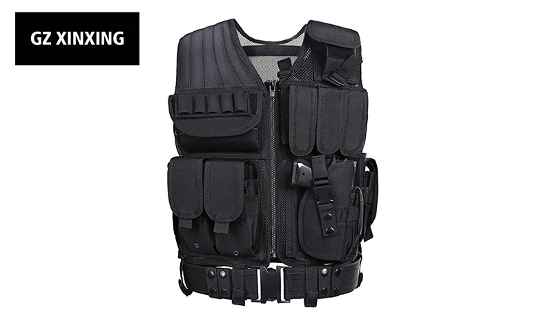 GZ XINXING Law Enforcement Tactical Vest Product Image