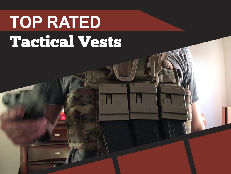 Highest Rated Tactical Vest Reviews for 2018