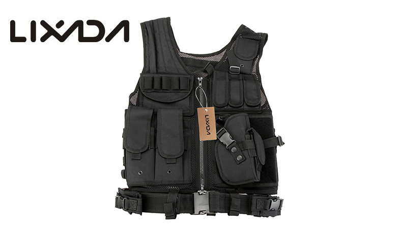 Lixada Tactical Vest Product Image