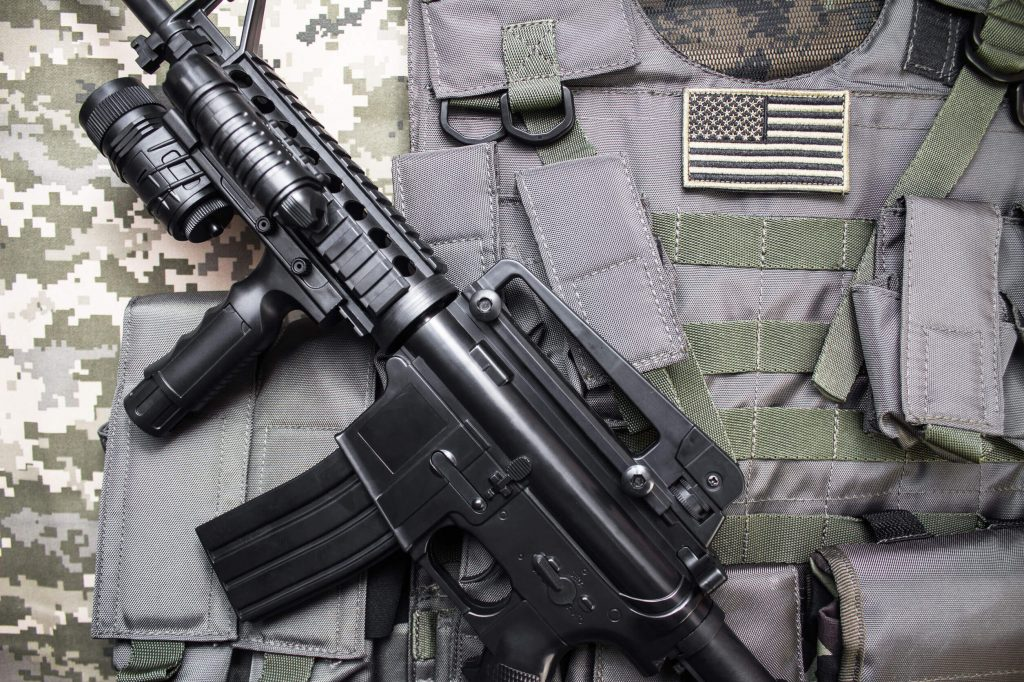 Top 5 Best Tactical Gear