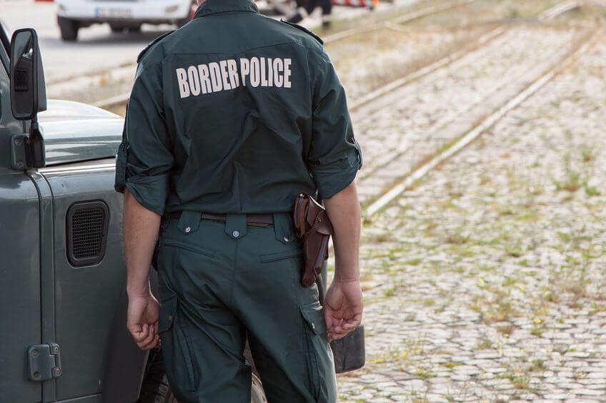 police border patrol
