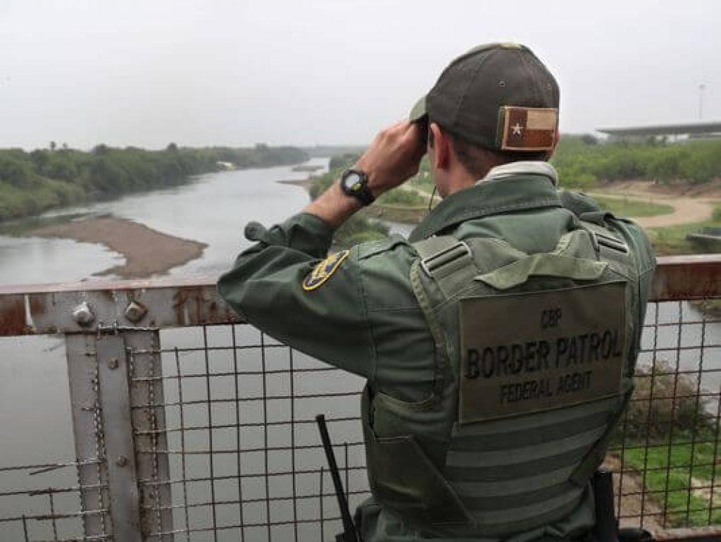 usa today police border