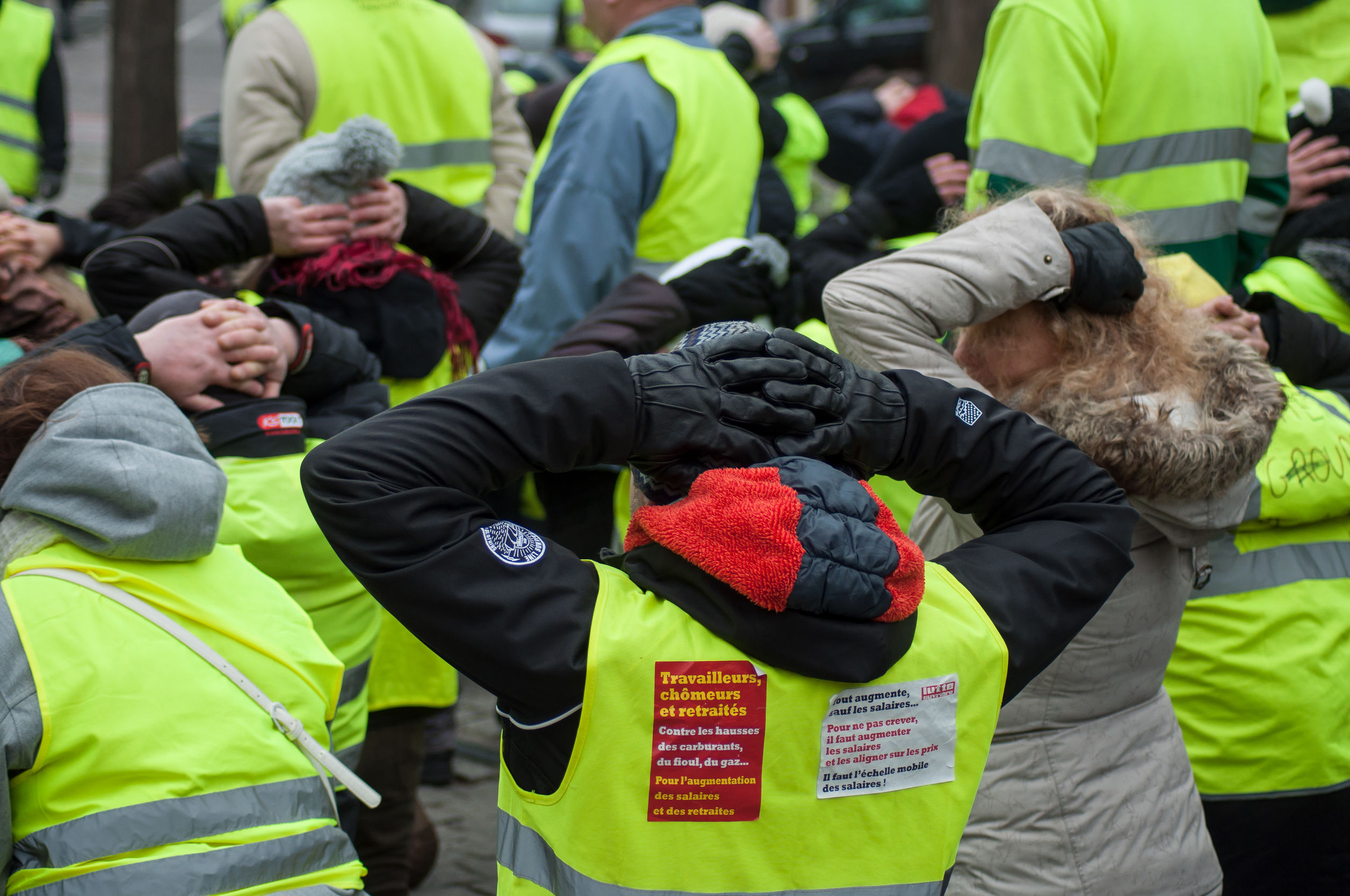 """Yellow Vest"" Protests"
