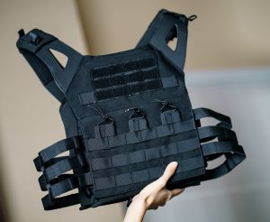 Body armor suit